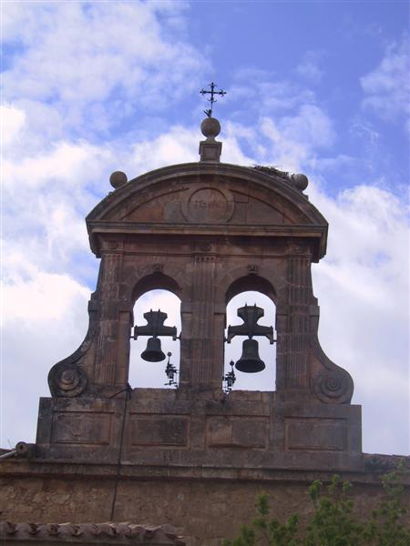 Bells in Lerma from 1690